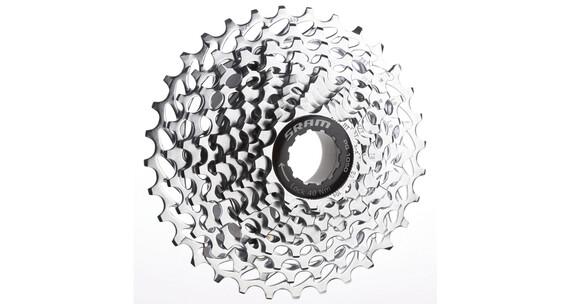 SRAM PG-1050 PowerGlide Kaseta rowerowa 10-rzędowe 12-32 zęby srebrny